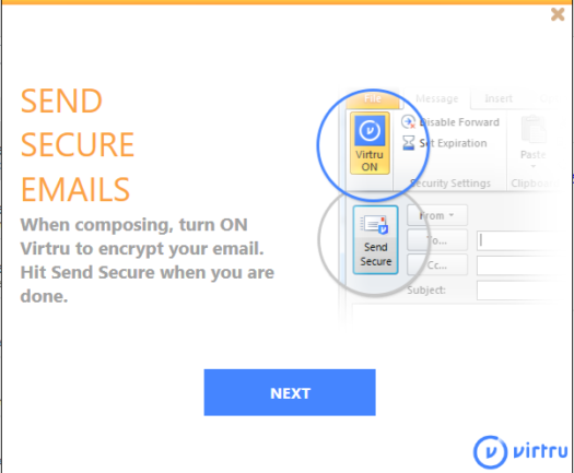 Email Encryption and how to use Virtru | Spectrum IT Solutions, LLC